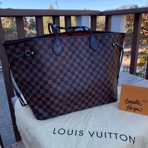 Louis Vuitton Ebene GM